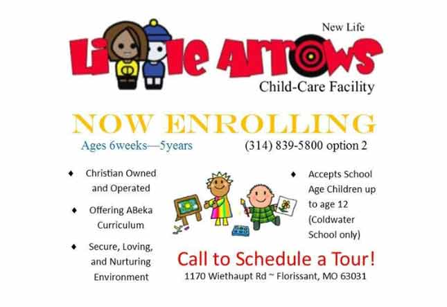 Little Arows Child Care In St. Louis