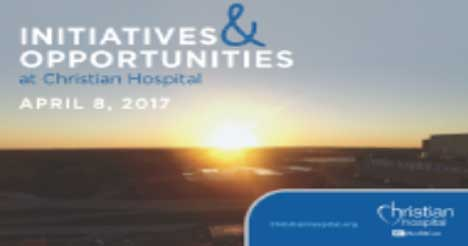 Christian Hospital's Information Event 4-8-17