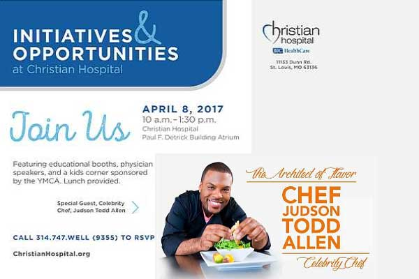 Christian Hospital Initiatives and Opportunities 4-8-17